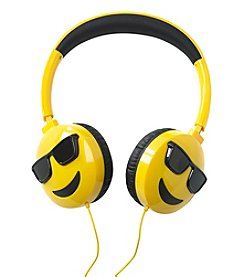 Homedics Too Cool Jamoji Wired Headphone