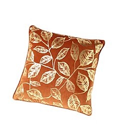 20x20 Layla Leaf Decorative Pillow