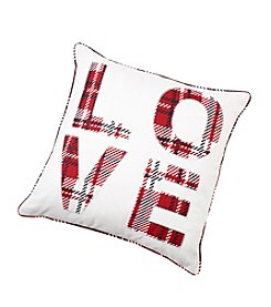 Lucas Love Reversible Decorative Pillow