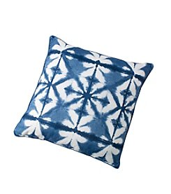 20x20 Stellar Vance Shibori Decorative Pillow