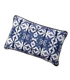12x20 Shibori Decorative Pillow