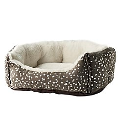 Animal Planet Dotted Pet Bed