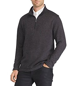 Van Heusen Men's Big & Tall Fleece Pullover