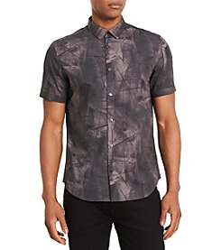 Calvin Klein Men's Ice Print Shirt