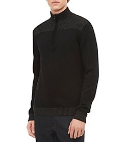 Calvin Klein Men's Ribbed Pullover Sweater