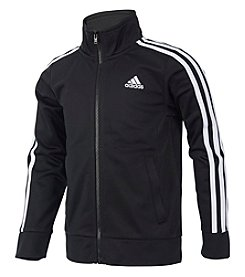adidas Boys' 2T-20 Iconic Tricot Jacket