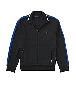 Polo Ralph Lauren Boys' 2T-20 Long Sleeve Track Jacket