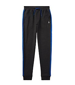 Polo Ralph Lauren Boys' 2T-20 Interlock Jogger Pants