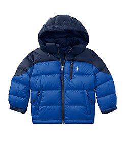 Polo Ralph Lauren Boys' 5-7 Ripstop Down Jacket