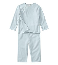 Lauren Baby Boys' Fleece Top And Pants Set