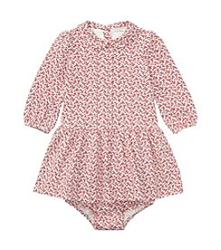 Lauren Baby Girls' 3M-24M Floral Dress And Bloomers
