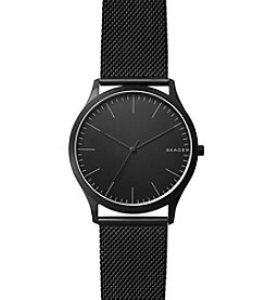 Skagen Men's Black Jorn Watch