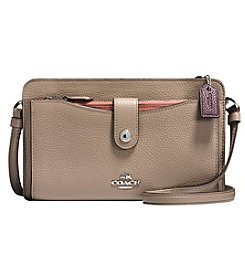 COACH POP UP MESSENGER IN COLORBLOCK LEATHER
