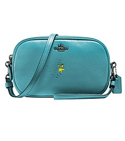 COACH SPY PEANUTS CROSSBODY CLUTCH