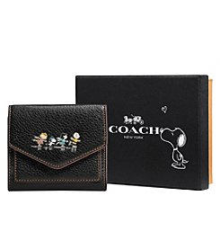 COACH SNOOPY WALLET