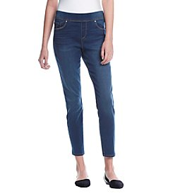 Gloria Vanderbilt Petites' Avery Slim Pull On Pants