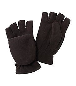 John Bartlett Statements Fleece Flip Gloves