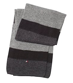 Tommy Hilfiger Brushed Colorblock Scarf