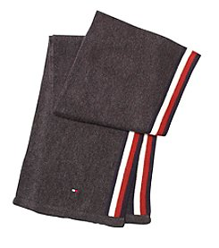Tommy Hilfiger Global Border Striped Scarf
