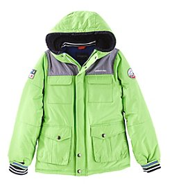 London Fog Boys' 8-20 Parka Jacket