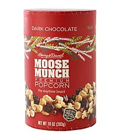 Harry and David Dark Chocolate Moose Munch Popcorn Canister