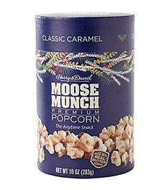 Harry and David Classic Caramel Moose Munch Popcorn Canister