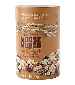 Harry and David 10-oz. Dark Chocolate Salted Caramel Moose Munch Popcorn Canister