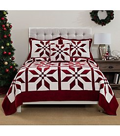 Living Quarters Yuletide Quilt Collection