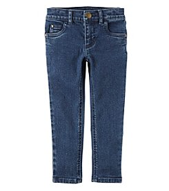 Carter's Girls' 2T-8 Denim Woven Jeggings