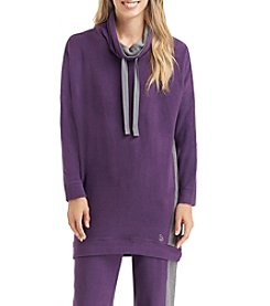 Cuddl Duds® Fleecewear with Stretch Lounge Layer Tunic