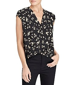 Lauren Ralph Lauren® Georgette Surplice Top