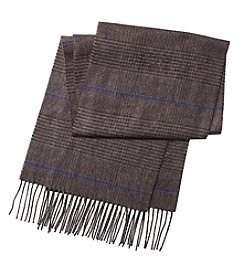 John Bartlett Statements Men's Tweed Scarf