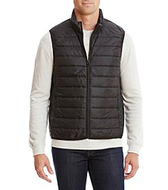John Bartlett Consensus Men's Big & Tall Puffer Vest