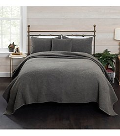 Ruff Hewn Relaxed Washed Quilt Set