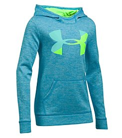Under Armour® Girls' 7-16 Long Sleeve Big Logo Hoodie