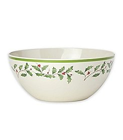 Lenox® Melamine Serve Bowl