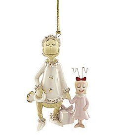 Lenox® Grinch And Cindy Ornament