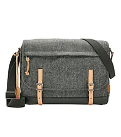 Fossil Men's Defender Messenger Bag