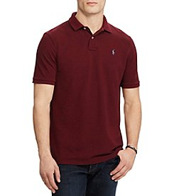Polo Ralph Lauren® Men's Big & Tall Short Sleeve Mesh Polo