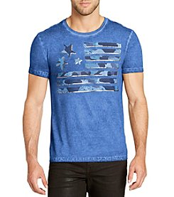 William Rast Men's Mens Graphic Tee