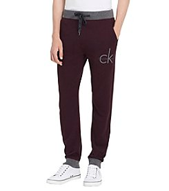 Calvin Klein Men's CK Logo Sweat Pants