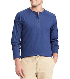 Chaps® Men's Long Sleeve Henley Shirt