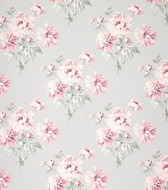 Laura Ashley Beatrice Cyclamen Wallpaper