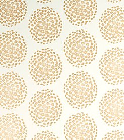 Laura Ashley Coco Gold Wallpaper