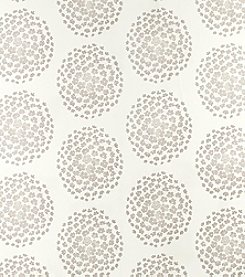Laura Ashley Coco Dove Grey Wallpaper