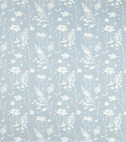 Laura Ashley Dragonfly Garden Chalk Blue Wallpaper
