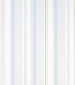 Laura Ashley Eaton Stripe Dove Grey Seaspray Wallpaper