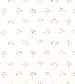 Laura Ashley Esme White Wallpaper