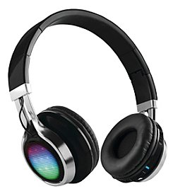 Hypergear V40 Rave Wireless Stereo LED Headphones