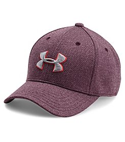 Under Armour® Boys' Heathered Blitzing Cap